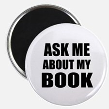 Ask me about my Book Magnets