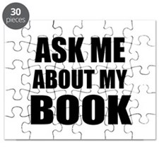 Ask me about my Book Puzzle