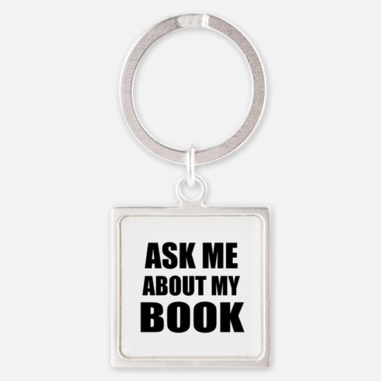 Ask me about my Book Keychains