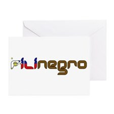 Filinegro Greeting Cards (Pk of 10)