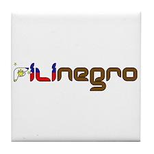 Filinegro Tile Coaster