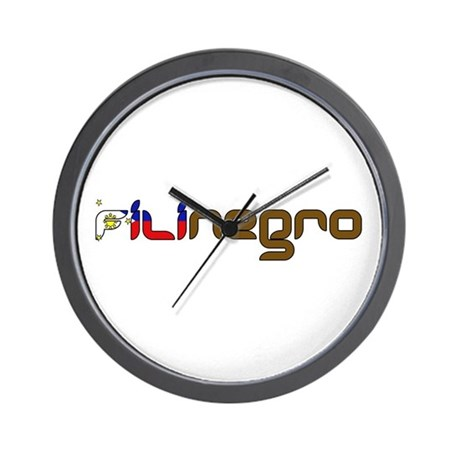 Filinegro Wall Clock