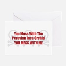 Mess With PIO Greeting Cards (Pk of 10)