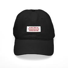 Mess With PIO Baseball Hat
