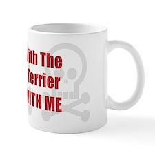 Mess With Patterdale Mug