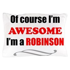 Robinson Awesome Family Pillow Case