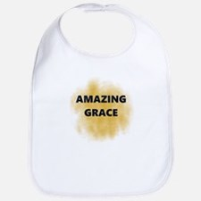 Funny Amazing grace Bib