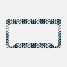 Knitting Licence Plate Frames Knitting License Plate ...