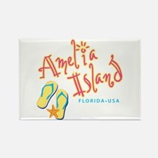 Amelia Island - Rectangle Magnet (10 pack)