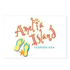 Amelia Island - Postcards (Package of 8)