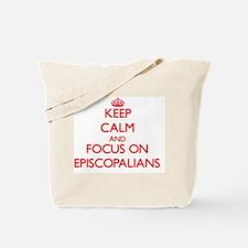 Cute Episcopalian Tote Bag