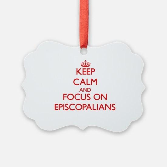 Cute Episcopalian Ornament