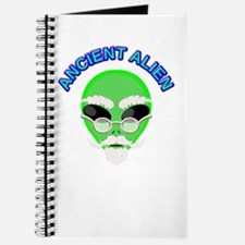 Unique Alien head Journal