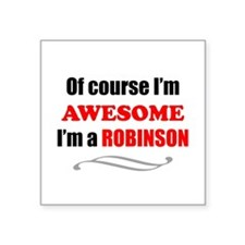 Robinson Awesome Family Sticker