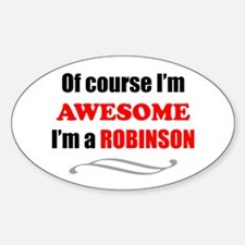 Robinson Awesome Family Decal