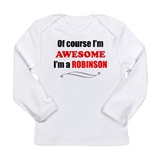 Robinson Awesome Family Long Sleeve T-Shirt