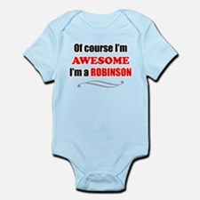 Robinson Awesome Family Body Suit