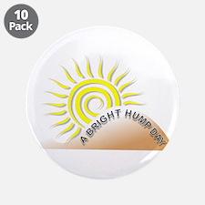 "Unique Hump day 3.5"" Button (10 pack)"