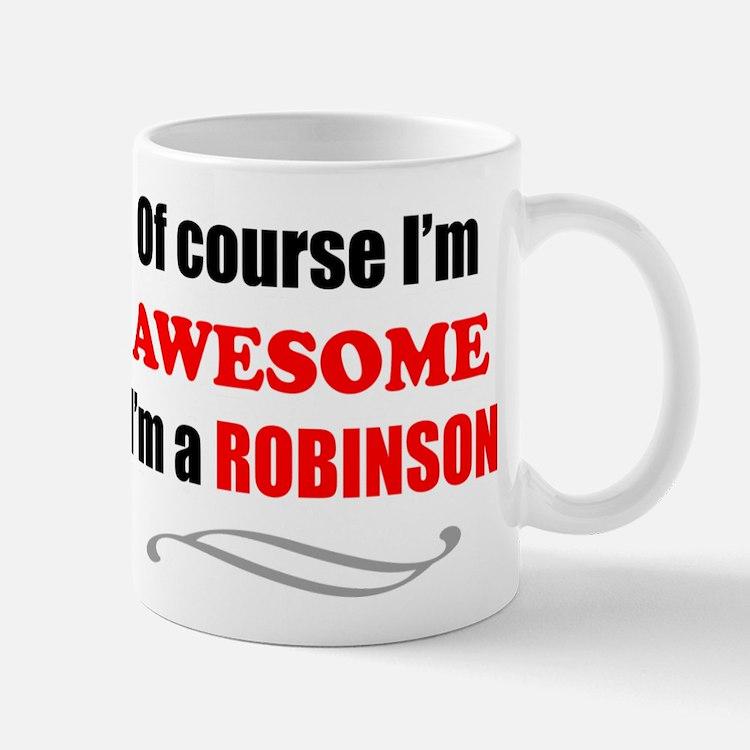 Robinson Awesome Family Mugs