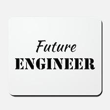 Future engineer Mousepad