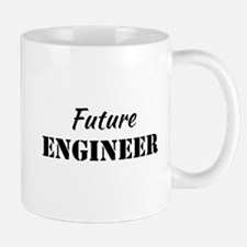 Future engineer Mugs