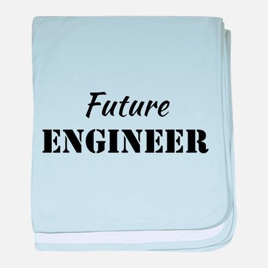 Future engineer baby blanket