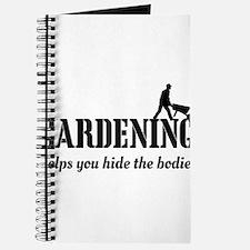 Gardening helps hide bodies Journal