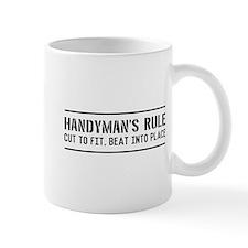 Handymans rule Mugs