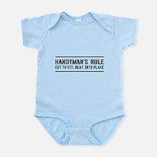 Handymans rule Body Suit