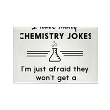 Chemistry jokes reactions Magnets