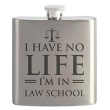 No life in law school Flask