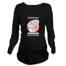 Cool Rip pope john paul ii Long Sleeve Maternity T-Shirt