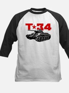 T-34 Baseball Jersey