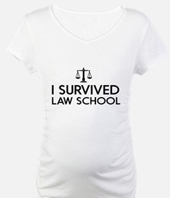 I survived law school Shirt