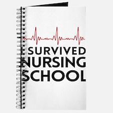 I survived nursing school Journal