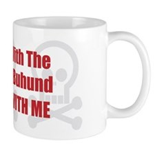 Mess With Buhund Coffee Mug