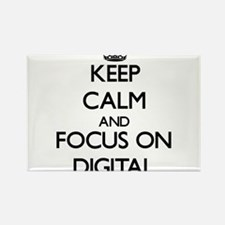 Keep Calm and focus on Digital Magnets