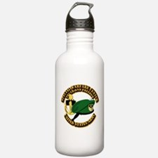 SWC - Beret Dagger DUI Water Bottle