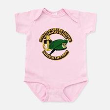 SWC - Beret Dagger DUI Infant Bodysuit