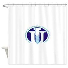 Screw U Shower Curtain