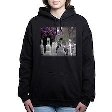 Cute Tombstone Women's Hooded Sweatshirt