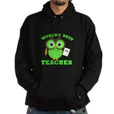 World's Best Teacher (Green) Hoodie