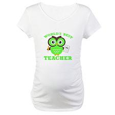 World's Best Teacher (Green) Shirt