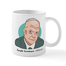 Dwight Eisenhower Gift Mug