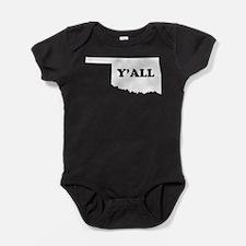 Unique Yall Baby Bodysuit