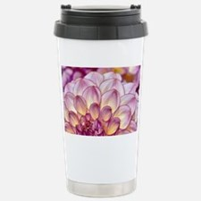 Unique Pink flowers Travel Mug
