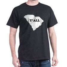 South Carolina Yall T-Shirt