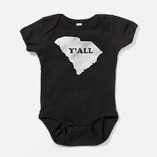 Cool Yall Baby Bodysuit
