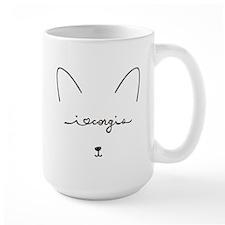 I Love Corgis Mugs