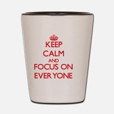 Funny One person Shot Glass